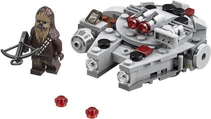 LEGO Star Wars - Microfighters - Millennium Falcon (75193) Retired Building Toy
