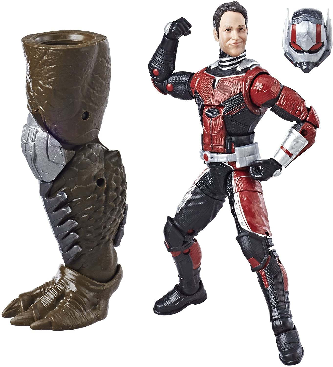 Marvel Legends - Cull Obsidian BAF - Ant-Man and the Wasp - Ant-Man Action Figure (E1581)