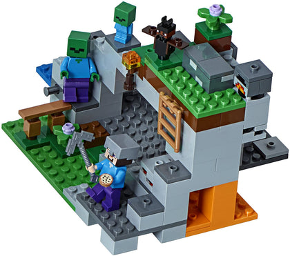 LEGO Minecraft - The Zombie Cave (21141) Building Toy