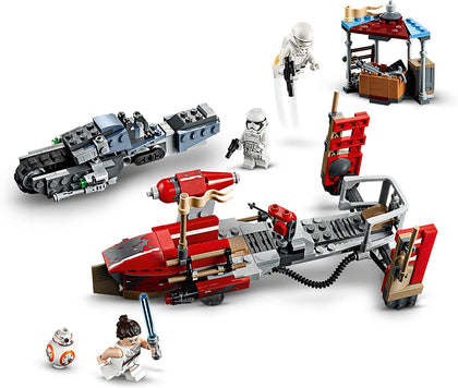 LEGO Star Wars - The Rise of Skywalker - Pasaana Speeder Chase (75250) Building Toy