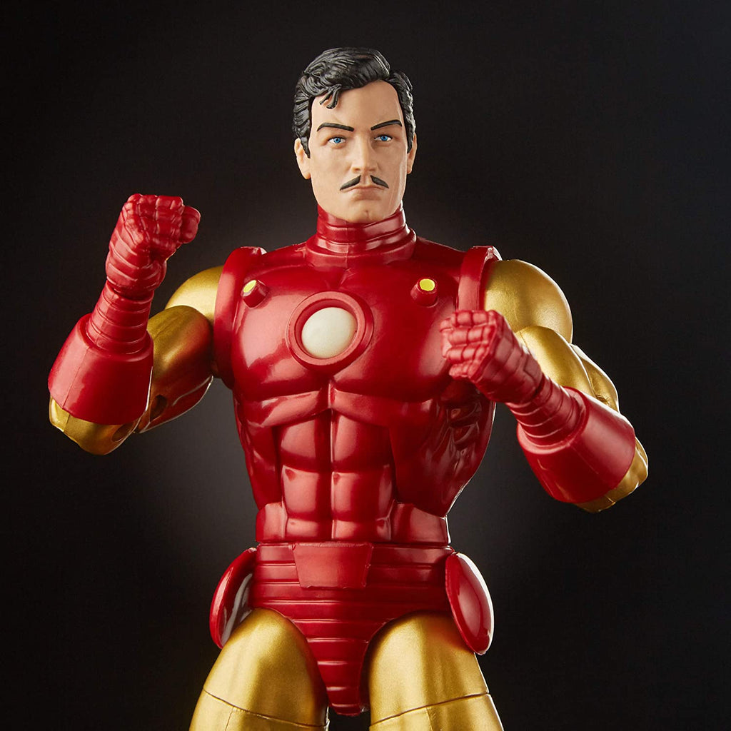 Marvel Legends - Marvel 80 Years - Iron Man (E6346) Action Figure