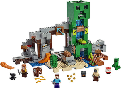 LEGO Minecraft - The Creeper Mine (21155) Building Toy