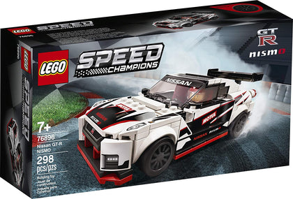 LEGO Speed Champions - Nissan GT-R NISMO w Driver Minifigure (76896)
