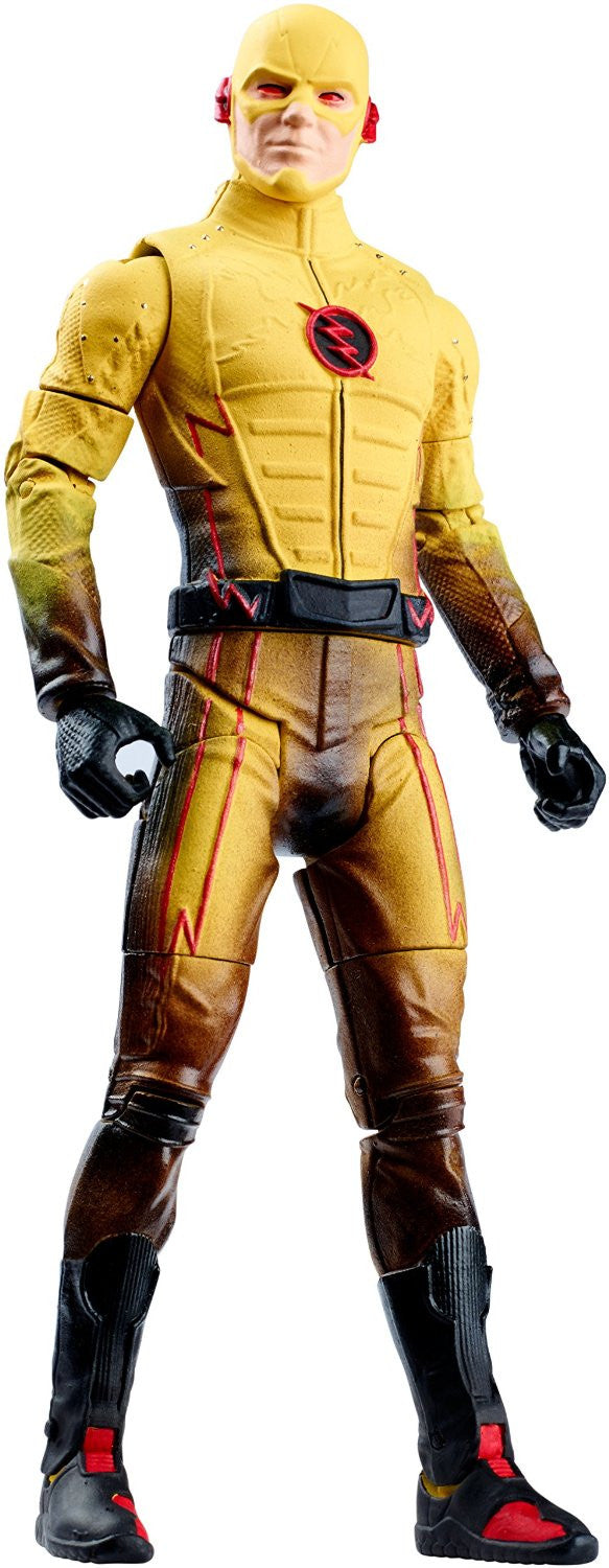 DC Comics Multiverse - Justice Buster BAF - The Flash TV Series - Reverse Flash Action Figure (DKN37)