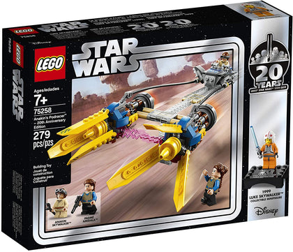LEGO - Star Wars - Anakin's Podracer™ – 20th Anniversary Edition (75258)