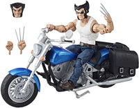 Marvel Legends - Ultimate Riders - Wolverine (E1377) Action Figure