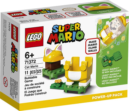 LEGO Super Mario - Cat Mario Power-Up Pack (71372) Buildable Game