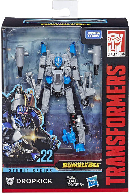 Transformers - Studio Series 22 - BumbleeBee Movie - Dropkick (E0958)