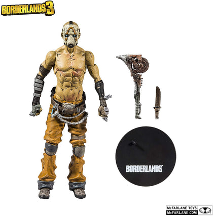 McFarlane Toys - Borderlands 3 - Psycho Action Figure