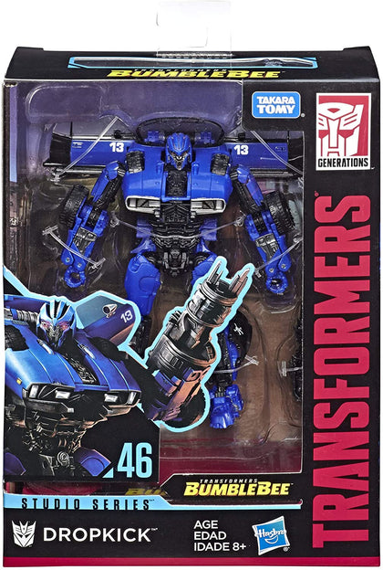 Transformers - Studio Series 46 - BumbleeBee Movie - Dropkick (E3699)