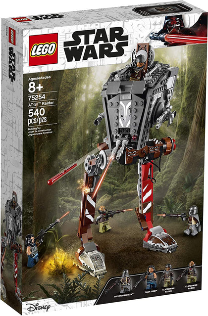 LEGO Star Wars - The Mandalorian - AT-ST Raider (75254) Building Toy