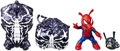 Marvel Legends - Monster Venom BAF - Venom - Spider-Ham Action Figure (E2945)