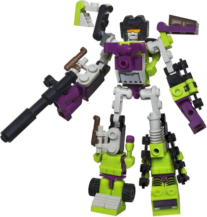 KRE-O Transformers - Micro Changers Combiners - Constructicon Devastator (A2224) Building Toy