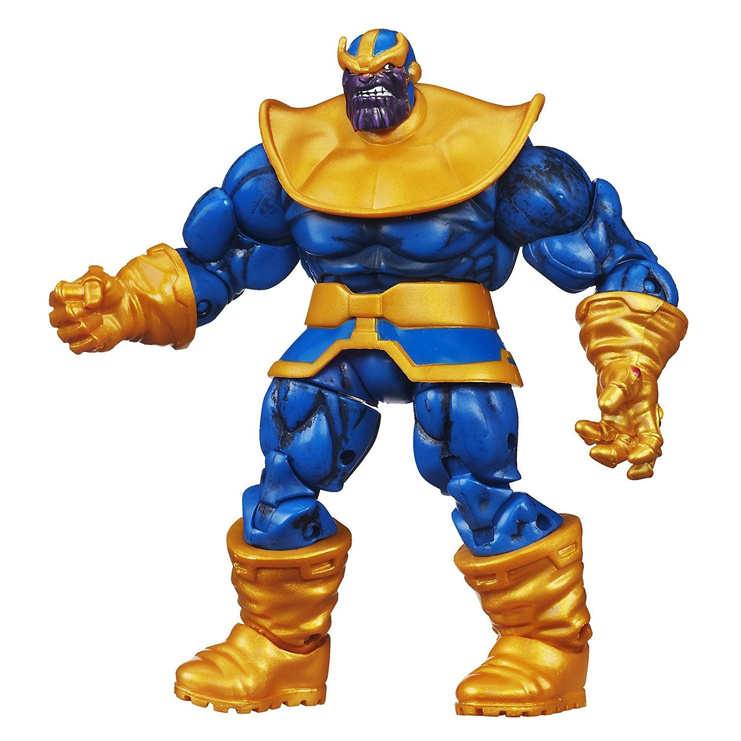 Marvel Universe - 2013 - Series 2 - #010 - Thanos - 3.75 in