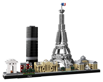 LEGO Architecture Building Set - Skyline Collection - Paris, France (21044)