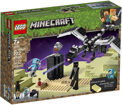 LEGO Minecraft - The End Battle (21151) Building Toy