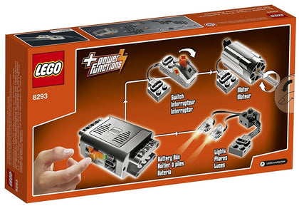 LEGO - Technic - Power Functions Motor Set (8293)