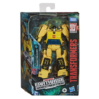 Transformers - War for Cybertron: Earthrise - Sunstreaker Action Figure WFC-E36 (E8208)