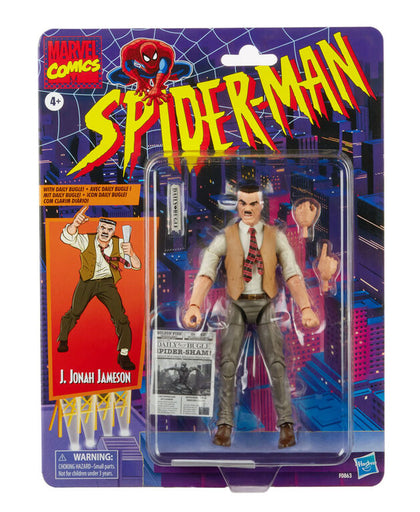 Marvel Legends - Retro Collection - J. Jonah Jameson (F0863) Action Figure