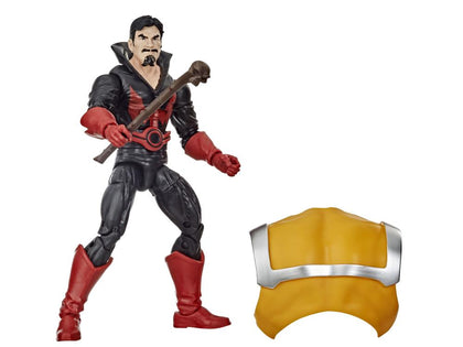 Marvel Legends - Marvel's Strong Guy BAF - Black Tom Cassidy (E9310) Action Figure