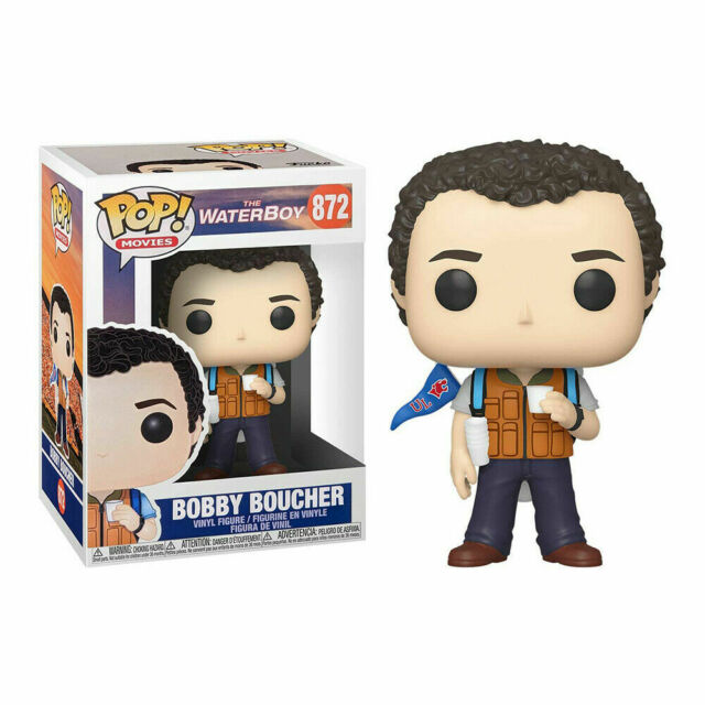 Funko Pop! Movies - The Water Boy #872 - Bobby Boucher Vinyl Figure