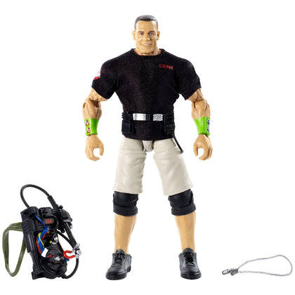 WWE Elite Collection - Ghostbusters - John Cena (GLC82) Action Figure