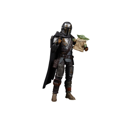 Star Wars: The Vintage Collection - The Mandalorian - Din Djarin (The Mandalorian) with The Child (F0880) Exclusive LAST ONE!