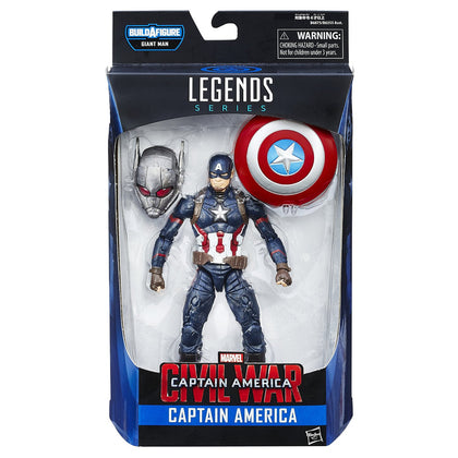 Marvel Legends - Giant Man BAF - Captain America (B6875)