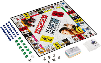 Monopoly: Jay and Silent Bob Strike Back Collector's Edition Board Game