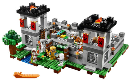 LEGO Minecraft - The Fortress Building Set (21127)