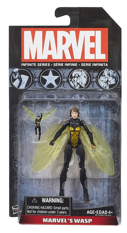 Marvel Infinite - 2014 - Wave 1 - Marvel's Wasp - 3.75 inches
