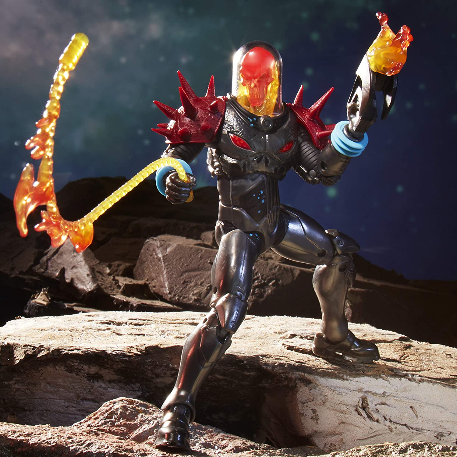 Marvel Legends - Ultimate Riders - Cosmic Ghost Rider (E8599) Action Figure