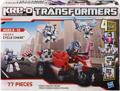KRE-O Transformers - Cycle Chase (36954) Building Toy