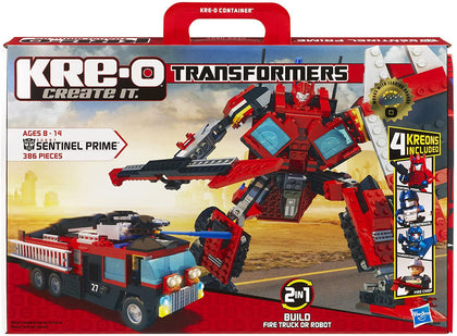 KRE-O Transformers - Sentinel Prime (30687) Building Toy