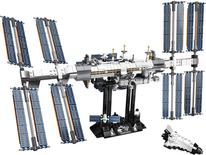 LEGO Ideas 029 - International Space Station (21321) Building Toy