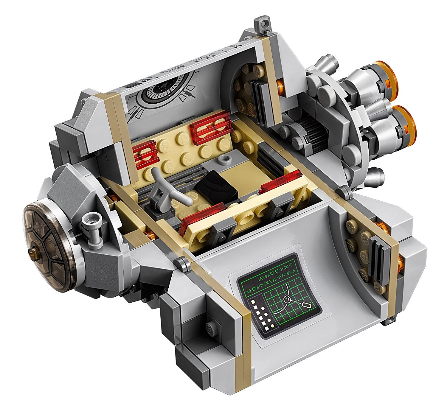 LEGO - Star Wars - Droid Escape Pod (75136)