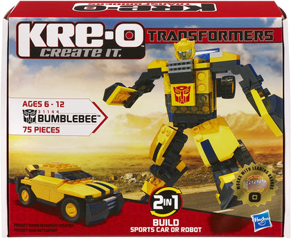 KRE-O Transformers - Bumblebee (31144) Building Toy