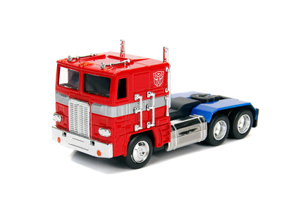 Jada - Hollywood Rides - Transformers - Autobot Optimus Prime 1:32 Die-Cast Vehicle (99477)