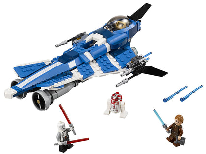 LEGO Star Wars - Anakin's Custom Jedi Starfighter (75087)