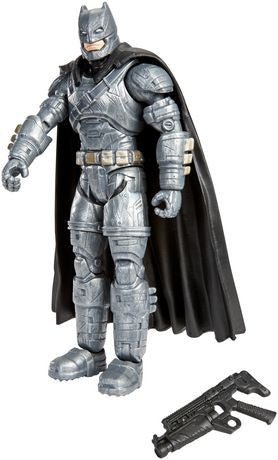 DC Comics Multiverse - Suicide Squad - Armored Batman 6-Inch Action Figure (DJH18)