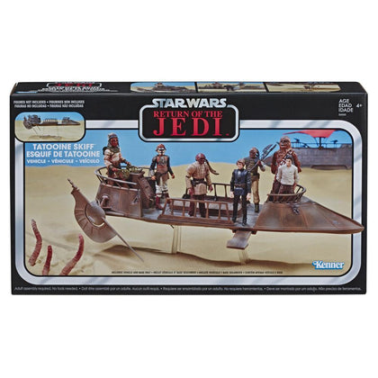Star Wars - The Vintage Collection - The Return of the Jedi - Jabba's Tatooine Skiff (E6060)