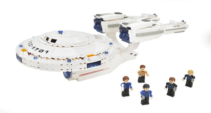 Hasbro KRE-O - Star Trek U.S.S. Enterprise (A3137)