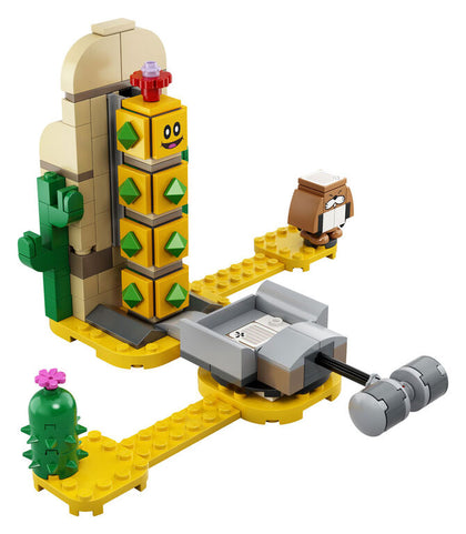 LEGO Super Mario - Desert Pokey Expansion Set (71363) Buildable Game