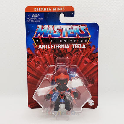 Masters of the Universe Eternia Minis - Anti-Eternia Teela Action Figure