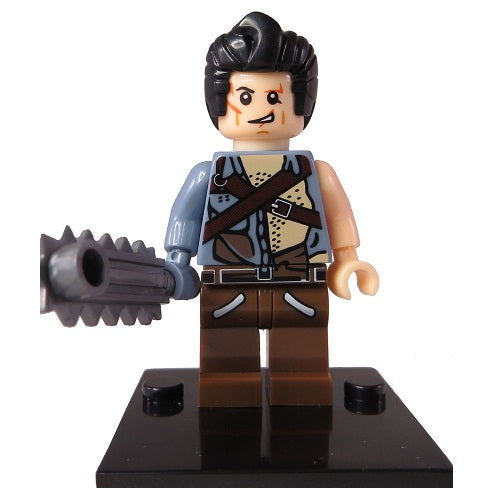 Horror Legends - Ash Williams (Evil Dead) Custom Minifigure