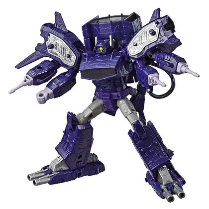 Transformers - War for Cybertron: SIEGE - Shockwave Action Figure (WFC-S14)