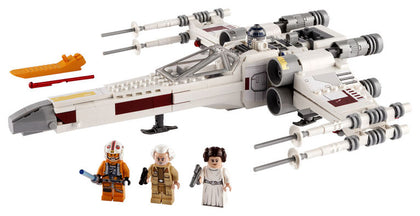 LEGO Star Wars - Luke Skywalker's X-Wing Fighter (75301) Building Toy