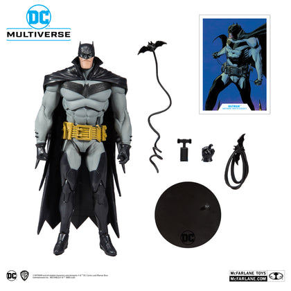 McFarlane Toys - DC Multiverse - Batman (Batman: White Knight) Action Figure