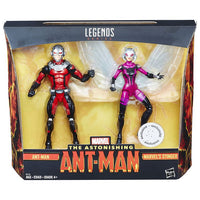 Marvel Legends (The Astonishing Ant-Man) Ant-Man & Marvel's Stinger Exclusive Action Figures (E2115)