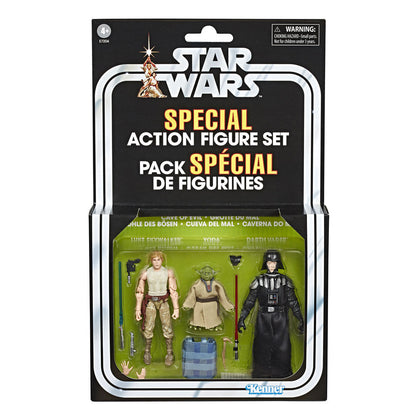 Star Wars - The Vintage Collection - The Empire Strikes Back - Cave of Evil - Special Action Figure Set (E7204) Exclusive